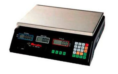 Balanza ACS-C1 LCD